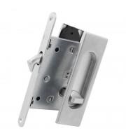 Набор для раздвижных дверей Fimet 3663AR мат хром Для раздвижной системы Ручки купе