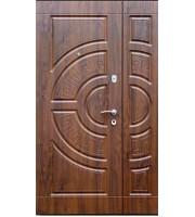 Двери Полуторные Греция - улица Полуторные двери