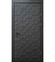 Двери Qdoors Ультра Онтарио Черный Серия Ультра