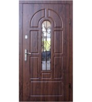 Двери Арка Улица + ковка «Форт» Украина