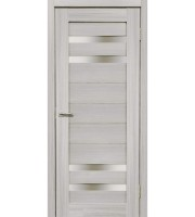 Двери Модель 636 сандал выбеленый «Галерея Дверей»  (Украина)