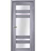 Двери Модель 639 сандал серый «Галерея Дверей»  (Украина)