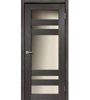 Двери Модель 639 венге «Галерея Дверей»  (Украина)