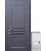 Двери Рубин дуб графит/Софт Айс «СТРАЖ» (Украина)