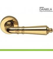 Martinelli DANIELA полированная латунь Дверные ручки DND by Martinelli (Италия)