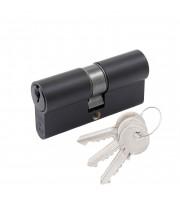 Цилиндр Cortellezzi Primo 116 ключ/ключ черный Цилиндровые механизмы для замков Cortellezzi Primo (Италия)