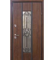 Двери Proof-Nominal Орех натур. «СТРАЖ» (Украина)