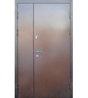 Двери Металл/МДФ Классик Полуторные двери