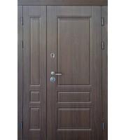 Двери Полуторные Рубин - улица Полуторные двери