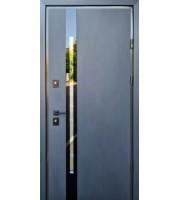 Двери Proof-Slim Z Антрацит Входные двери