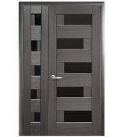 Двери Пиана BLK двойная Двустворчатые двери