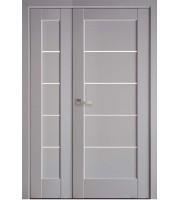 Двери Мира ПО Премиум двойная Двустворчатые двери