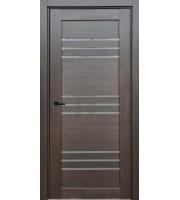Двери Alegra AG-8 покрыты ПВХ