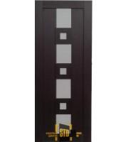 Двери Constanta CS-4 покрыты ПВХ