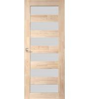 Двери SD-02 Сосна Деревянные