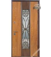 Двери Цезарь ковка PROOF Улица «СТРАЖ» (Украина)