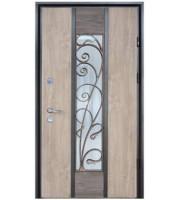 Двери Мелодия ковка Под заказ «СТРАЖ» (Украина)