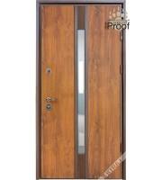 Двери Рио + стеклопакет PROOF Стабилити «СТРАЖ» (Украина)