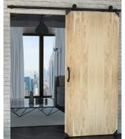 Двери Loft Раздвижная 2 Деревянные