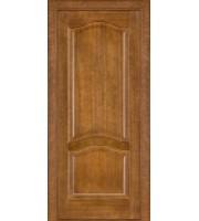 Двери Модель 03 ПГ дуб темный Шпонированные