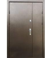 Двери 1200 Металл-металл Входные двери