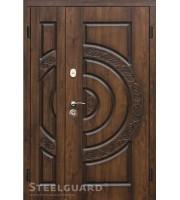 Двери OPTIMA 157 big Полуторные двери