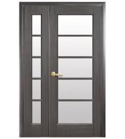 Двери Муза ПО двойная Двустворчатые двери
