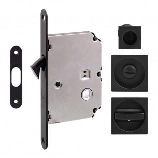 Набор для раздвижных дверей Fimet 3667R черный