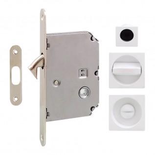 Набор для раздвижных дверей Fimet 3667R белый