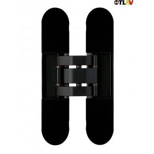 Скрытая петля OTLAV INVISACTA L 23 Черный мат