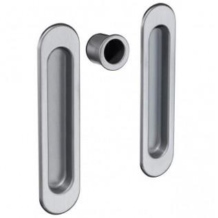 Ручки для раздвижных дверей AGB Мат хром к-т