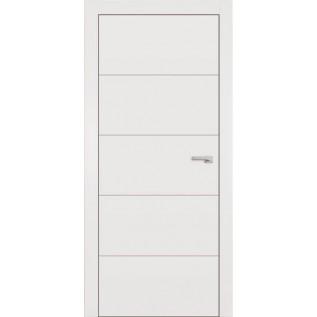 Двери F5 белая эмаль «ОМЕГА» (Украина)