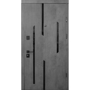 Двери Mirage бетон Стандарт LUX «СТРАЖ» (Украина)