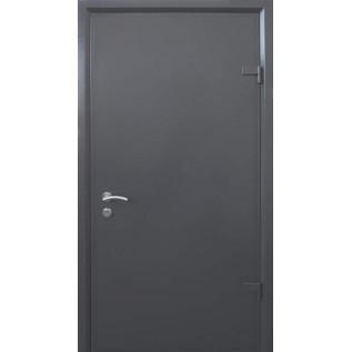 Двери Techno-door графит Techno-door «СТРАЖ» (Украина)