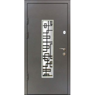 Двери Magda Тип-4 143 Серая Улица «Магда (Арма)» (Украина)