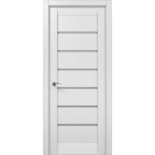 Двери ML-14с Белый матовый «Папа Карло» (Украина)