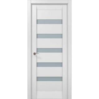 Двери ML-02с Белый матовый «Папа Карло» (Украина)