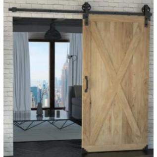 Двери Loft Раздвижная 3 Раздвижные