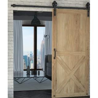 Двери Loft Раздвижная 1 Раздвижные