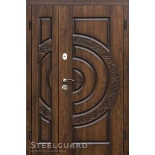 Двери OPTIMA big «Steelguard» (Стилгард) Украина