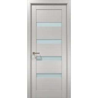 Двери OPTIMA-02 клен белый «Папа Карло» (Украина)